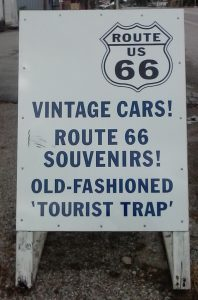 Afton, the Old Fashioned Tourist Trap - Truthfulness!