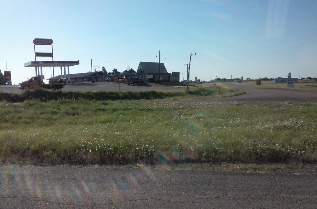 Alanreed, TX - I wonder whom it's named after?