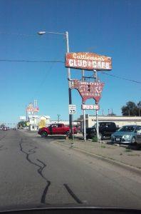 Cattlemen's Club in Amarallo on Route 66