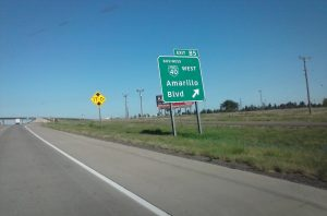 Take This Exit for The Mother Road