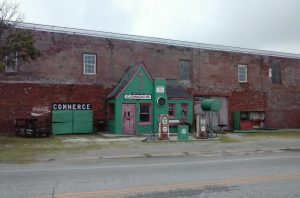 Conoco Gas Station in Commerce as photographed by Buzze A. Long