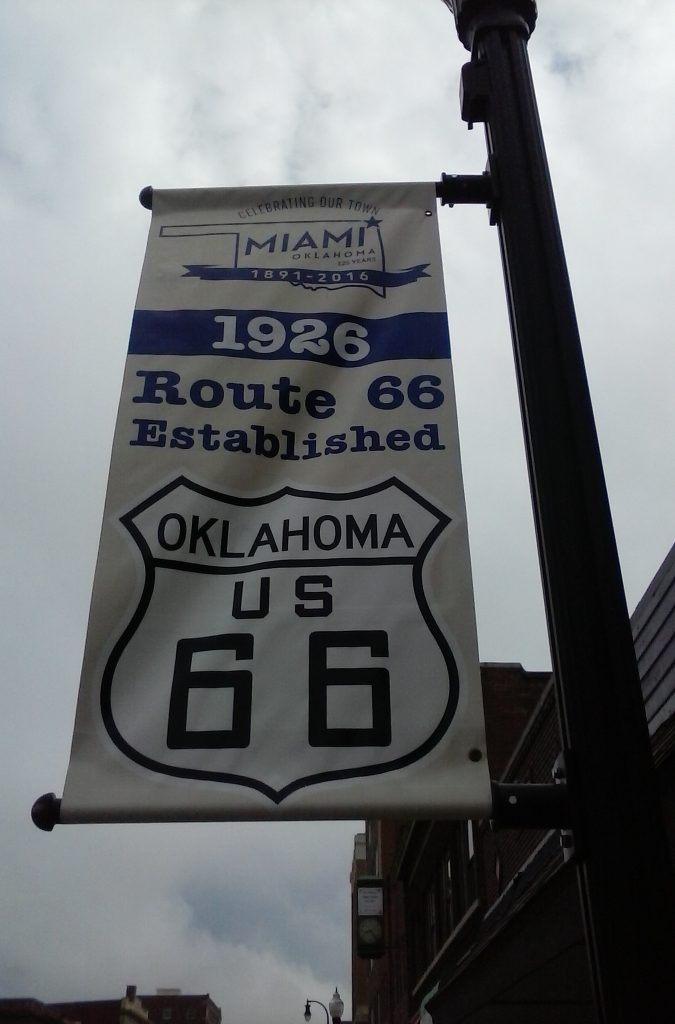 Miami, Oklahoma Love The Mother Road #IDroveTheMotherRoadRoute66