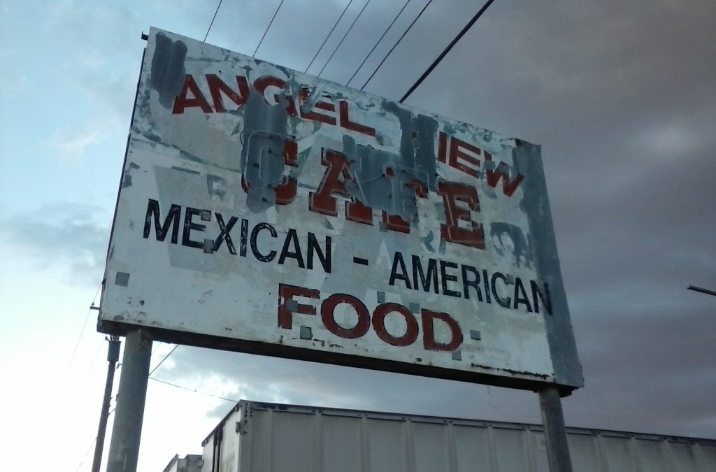 Angel View Cafe on Route 66 West of ABQ