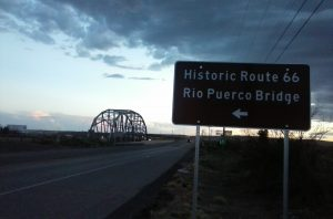 Rio Puerco by IDroveTheMotherRoadRoute66.com