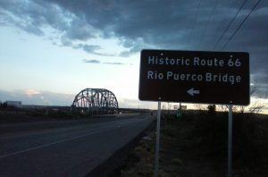 Rio Puerco by IDroveTheMotherRoadRoute66.com