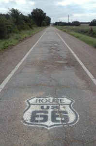 Ribbon Road Route 66