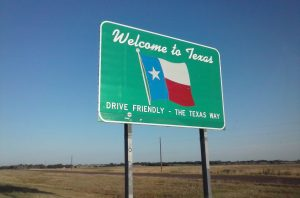 T'all Drive Friendly in Texas