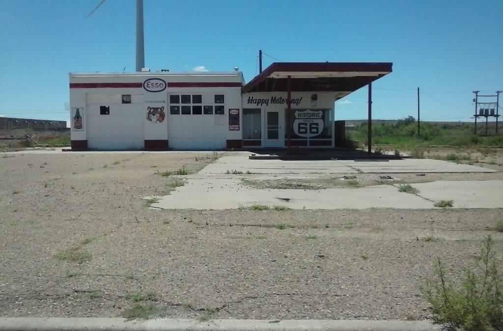 Esso Tucumcari