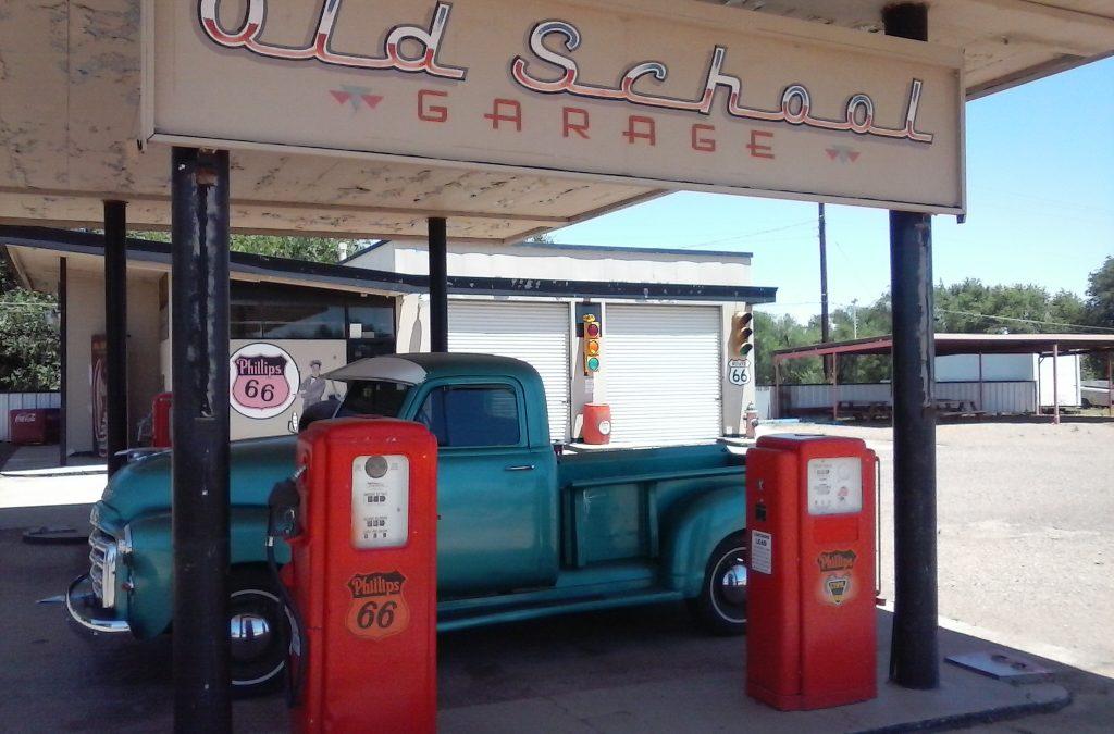 Juniors garage Tucumcari, NM