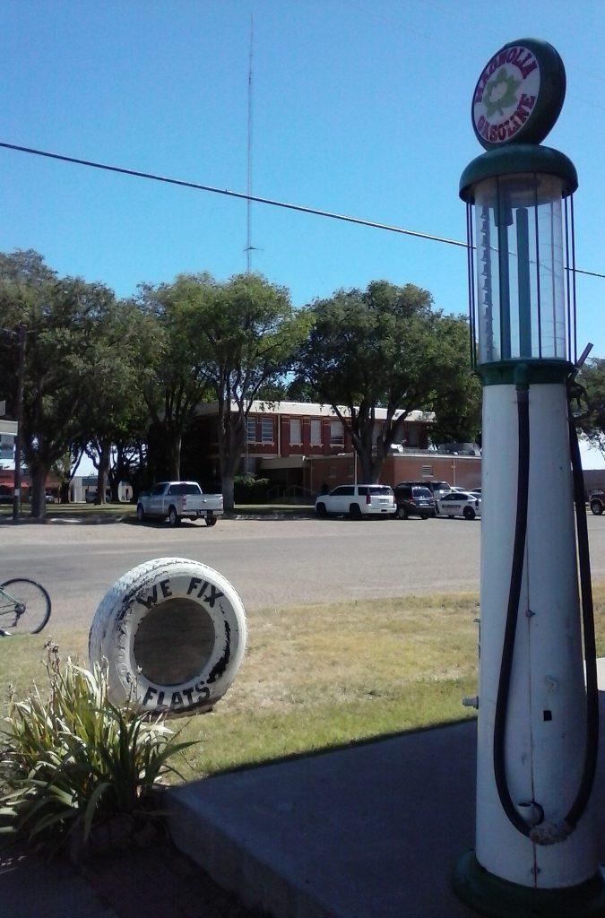 Buzze A. Long in Vega, TX