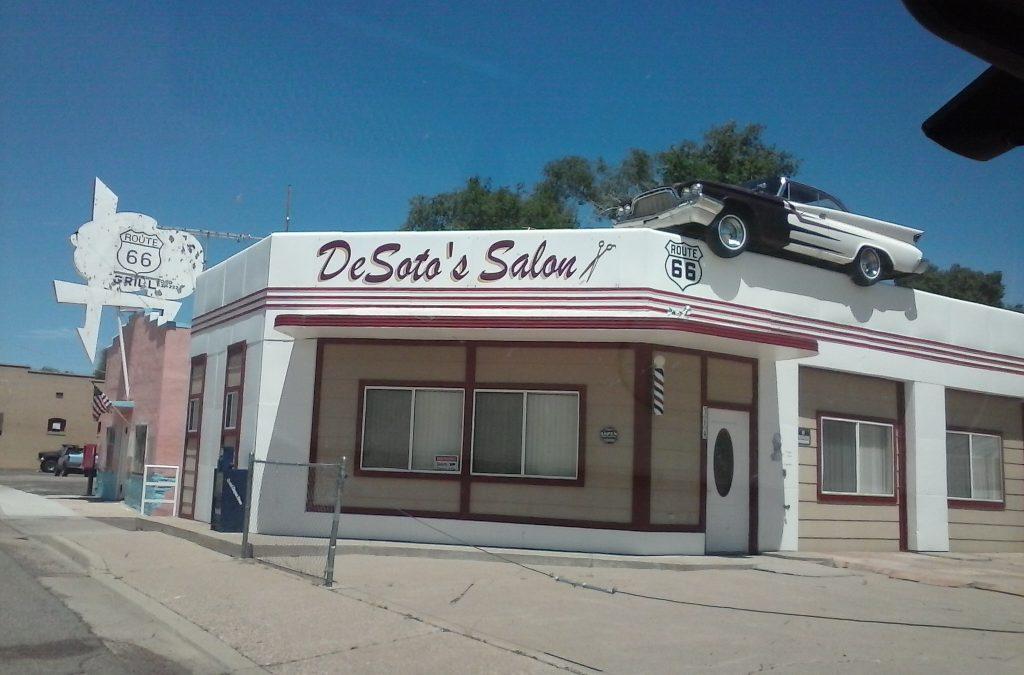 DeSoto in Ash Fork, AZ