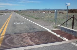 Route 66 Crookton Exit Looking West