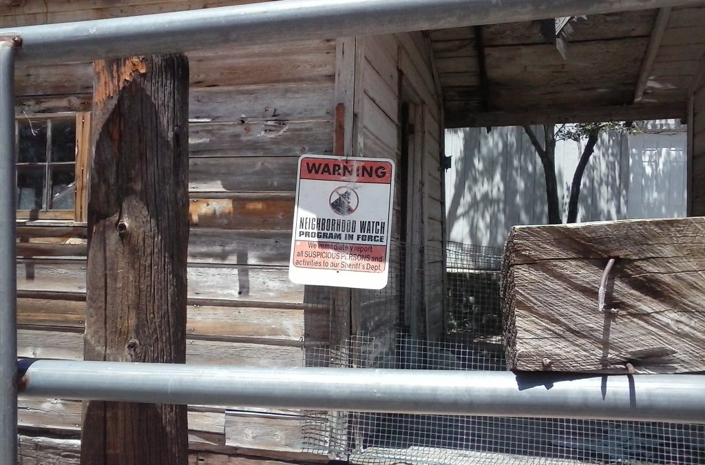 Neighborhood Watch in Hackberry, AZ