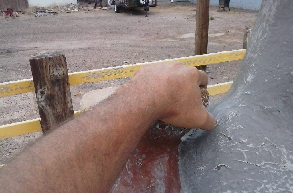 HERE IT IS Jackrabbit Trading Post, AZ