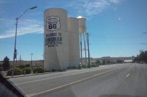 Welcome to Kingman, AZ