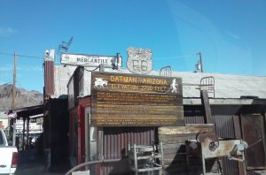 Welcome to Oatman, Arizona