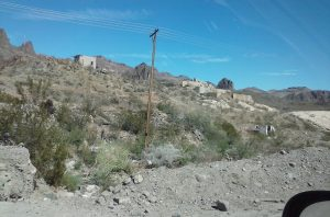 Oatman, Arizona has suburbs now