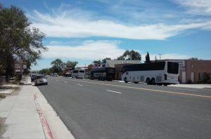 Seligman, AZ Tour Buses