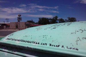 Buzze A. Long in Seligman, AZ