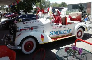 Santa Lives in Seligman, AZ