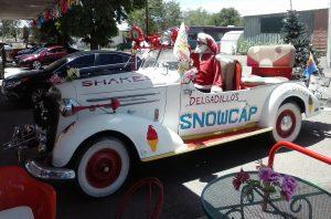 Santa Lives in Seligman, AZ