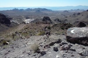 Sitgreaves Pass Cremains Repository