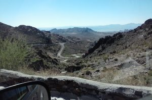 Sitgreaves Pass West