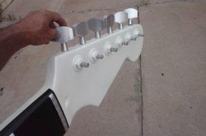 Guitar in Winslow