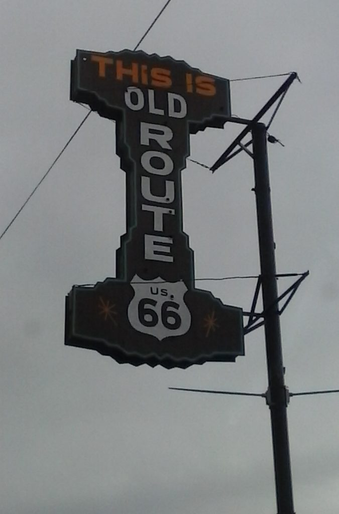 Old Roue 66 Winslow