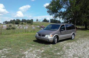 Mystery Montana at the Bado Cemetery