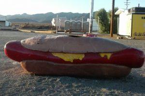 Hot Dog! It's Amboy, California