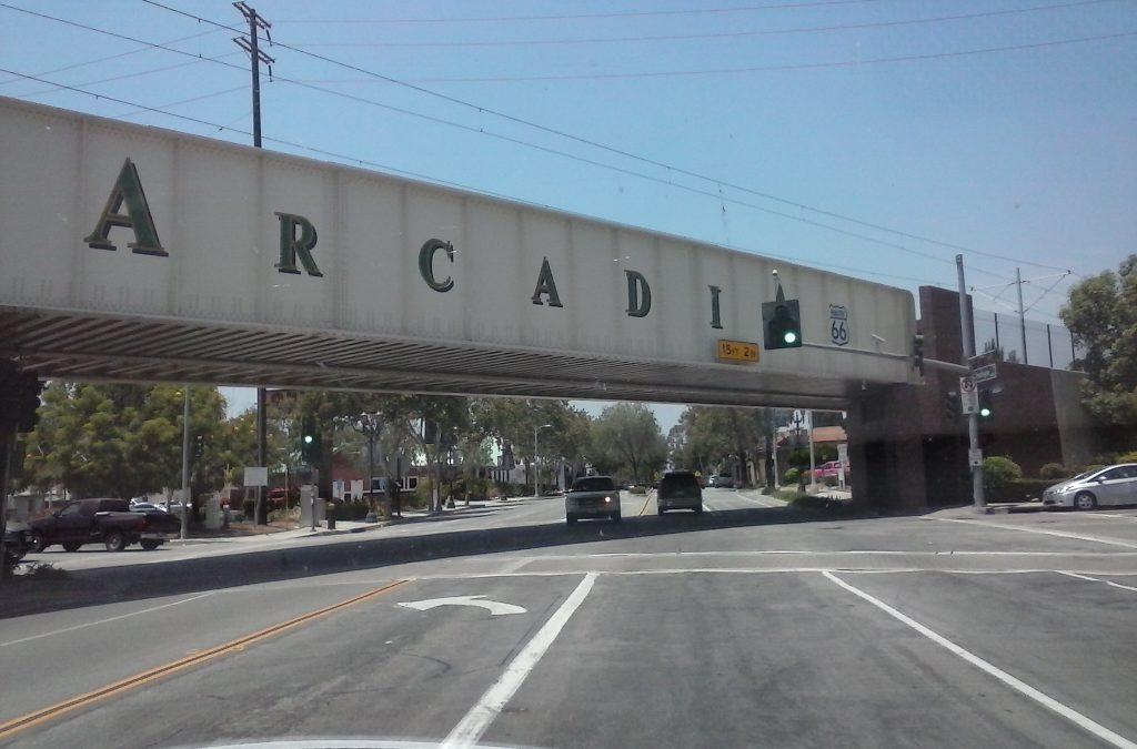 Arcadia, CA Bridge