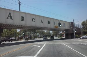 Arcadia, CA Bridge
