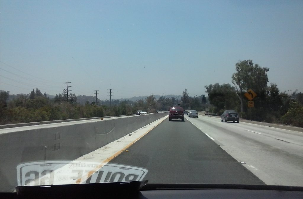 Arroyo CA 110 South From Pasadena