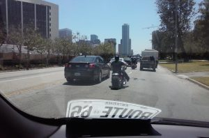 Beverly Hills Motorcyclists