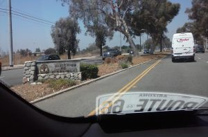 Route 66 Welcomes You In Claremont