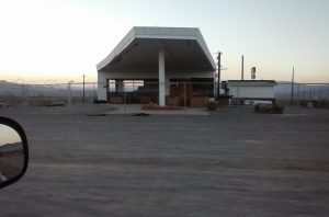 Ludlow Gas Station