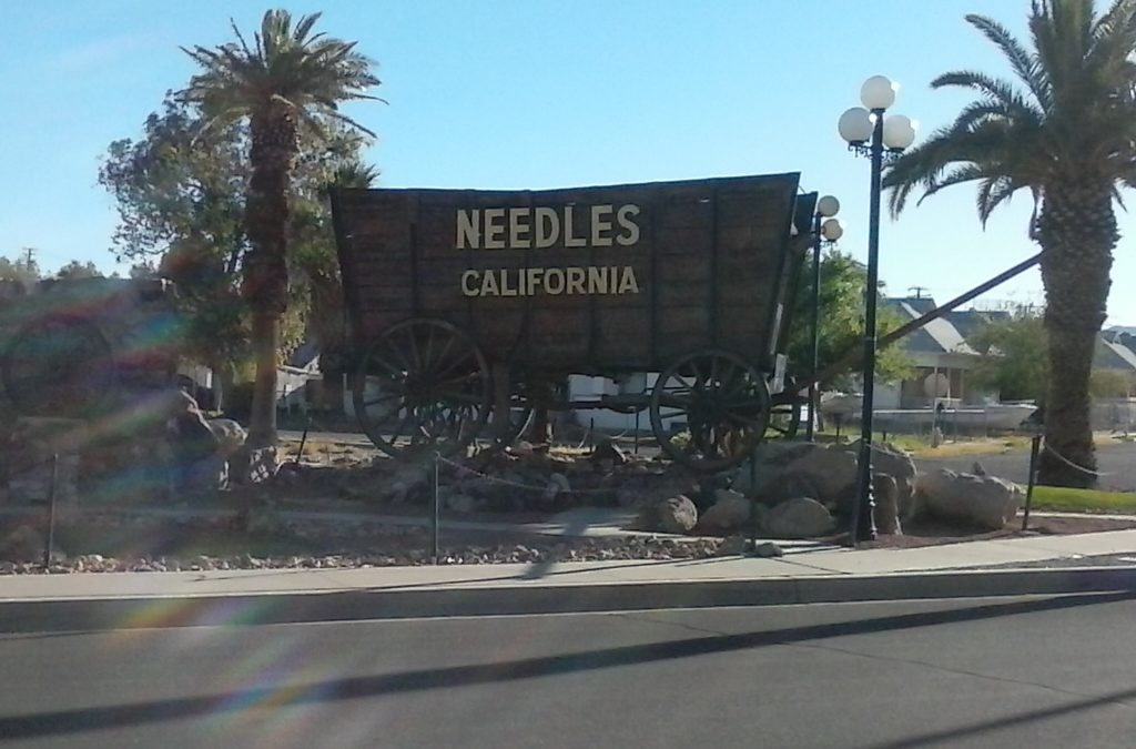 Welcome to Needles, CA