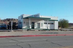 Needles. CA Texaco Station