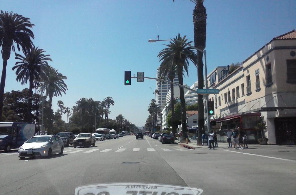 Santa Monica & Ocean
