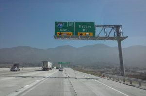 They Put This Exit For Devore, CA on I-15 So I Could Get to Route 66, America's Main Street