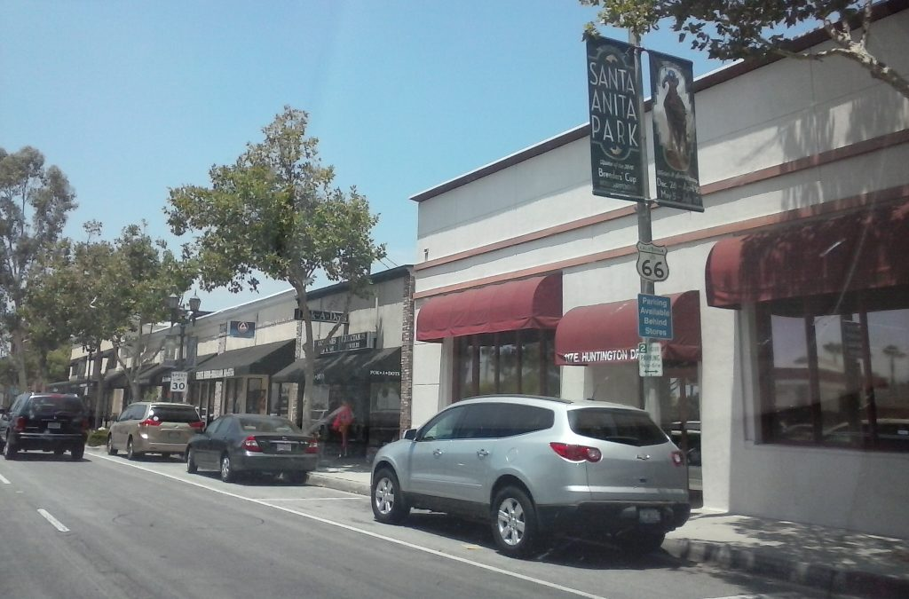 Santa Anita, CA
