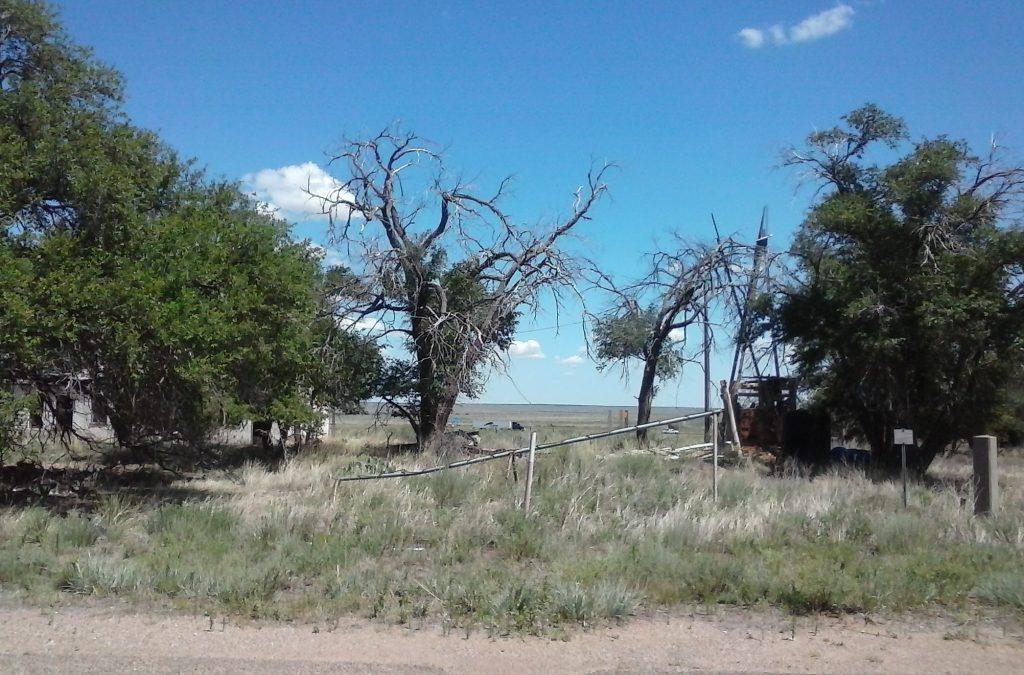 Glenrio, TX by Buzze A. Long