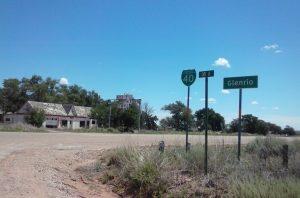 Standin' On The Corner Park, Glenrio, TX