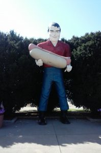 Muffler Man Atlanta, Illinois