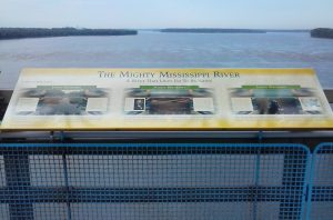 The Mighty Mississippi on Route 66
