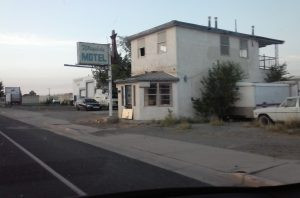 Wayside Hotel Route 66