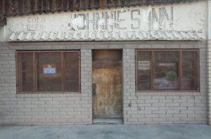 Buzze A. Long At Thoreau, NM