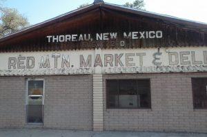 Red Mountain, Thoreau, NM