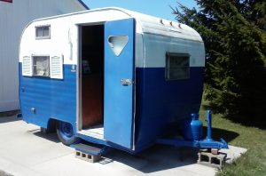 Restored Camping Trailer in Odell, Il
